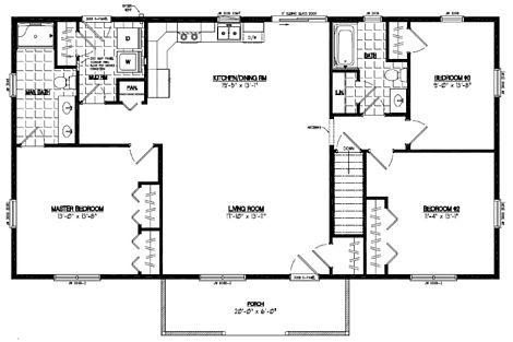Pioneer Floor Plan #28PR1207