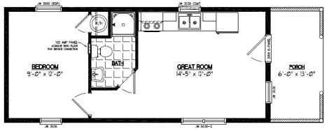 Settler Floor Plan #13SR202