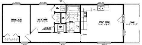 Settler Floor Plan #15SR304