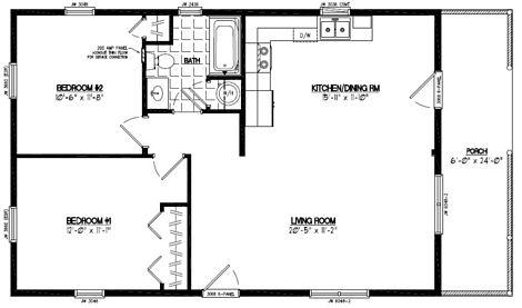 Settler Floor Plan #24SR504