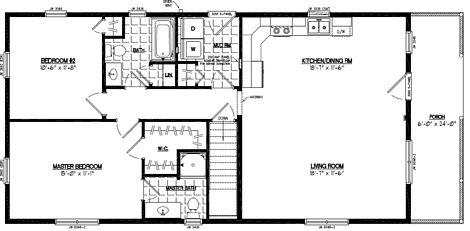 Settler Floor Plan #24SR506