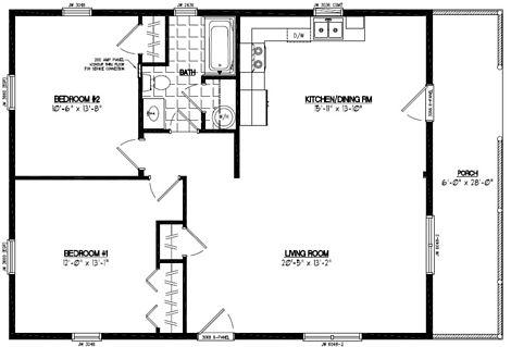 Settler Floor Plan #28SR504