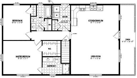 Settler Floor Plan #28SR506