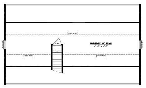 Certified Floor Plan - Mountaineer Certified Floor Plan Upstairs - 26 x 44 - #26MR1304