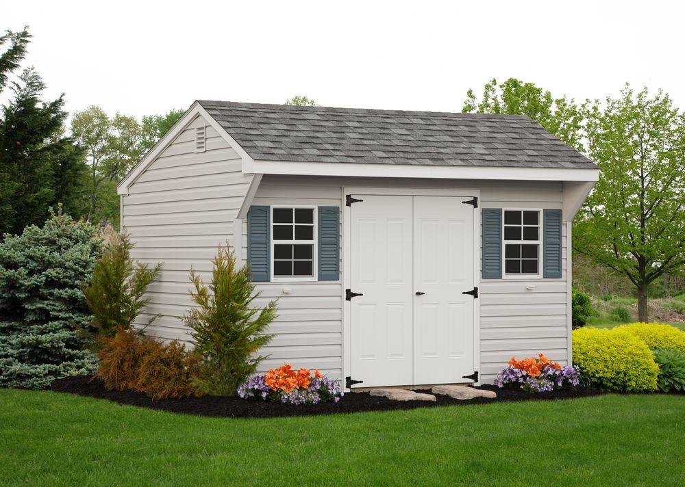 Garden Sheds Vinyl garden sheds | lawn shed | outdoor shed | storage shed