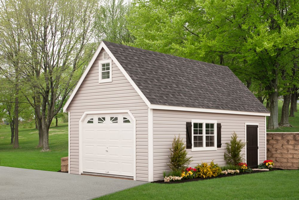 Two story prefab garages prefab garages ideas garages for Two story two car garage plans