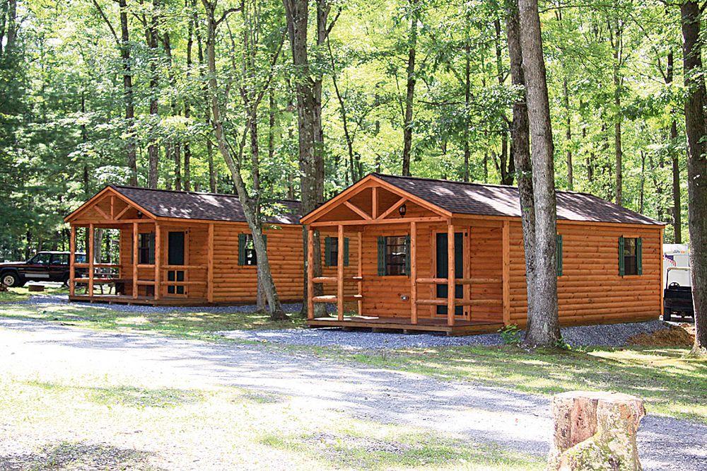 Recreational Cabin - Settler Recreational Cabins - 14 x 28