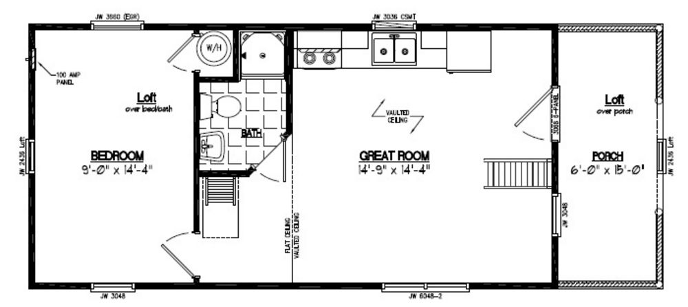 House plans 24 x 40 joy studio design gallery best design for 24 x 40 floor plans