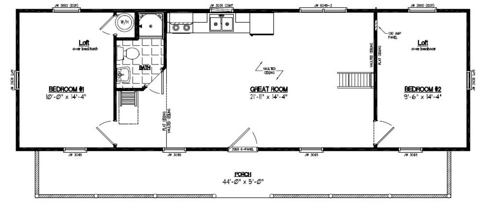30 x 40 floor plans joy studio design gallery best design for 16 x 48 house plans