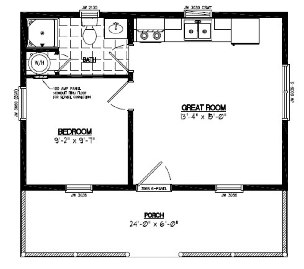 24 x 32 floor plans joy studio design gallery best design for 24 x 24 apartment layout