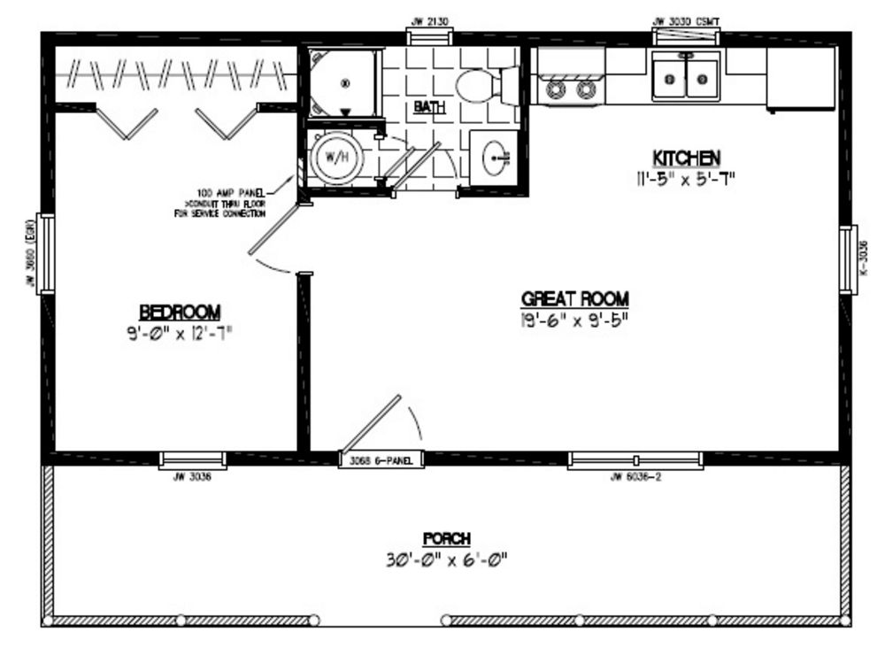 28 14x40 cabin floor plans 12 x 32 cabin floor for 32 x 40 home plans