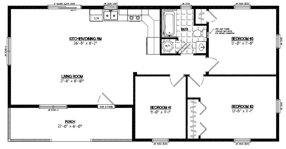 24 x 36 house floor plan success for 24 x 40 floor plans