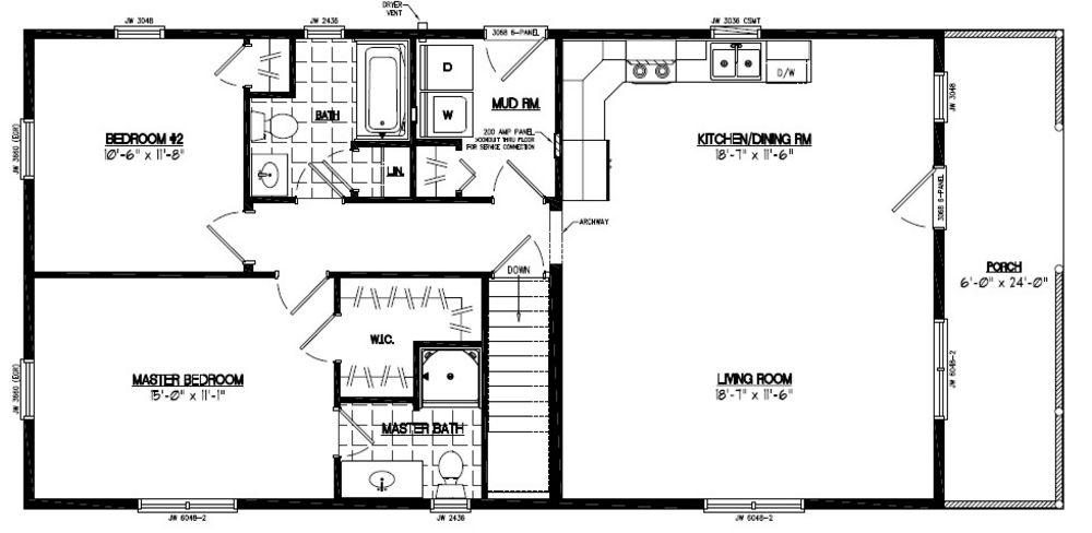 221044 moreover 10 Best Builder House Plans Of 2014 o moreover 30973 furthermore House Plan moreover Settler Plans. on 30 x 52 house plans