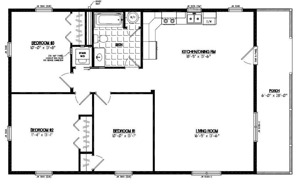 28x48-Settler-Certified-Floor-Plan-28SR505 Ranch Home Floor Plans X on 16 x 20 floor plans, 28 x 42 floor plans, 20 x 40 floor plans, 28 x 24 cabin floor plans, 14 x 70 floor plans, 16 x 56 floor plans, 16 x 80 floor plans, 14 x 60 floor plans, 24 x 56 floor plans, 28 x 44 mobile home, 28 x 60 floor plans, 16 x 28 floor plans, 32 x 60 floor plans, 40 x 60 floor plans, 32 x 56 floor plans, 28 x 56 basement plans, 30 x 60 floor plans, 16 x 48 floor plans, 21 x 52 house plans,