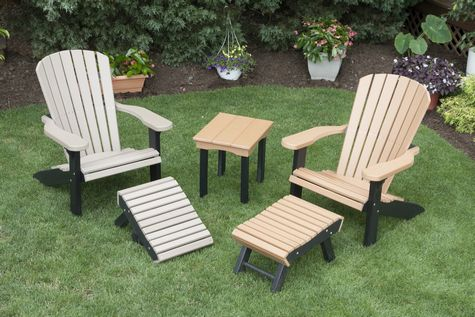 Attrayant Classic Lawn Furniture