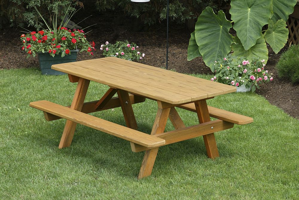 4 Childs Picnic Table Custom Barns And Buildings The