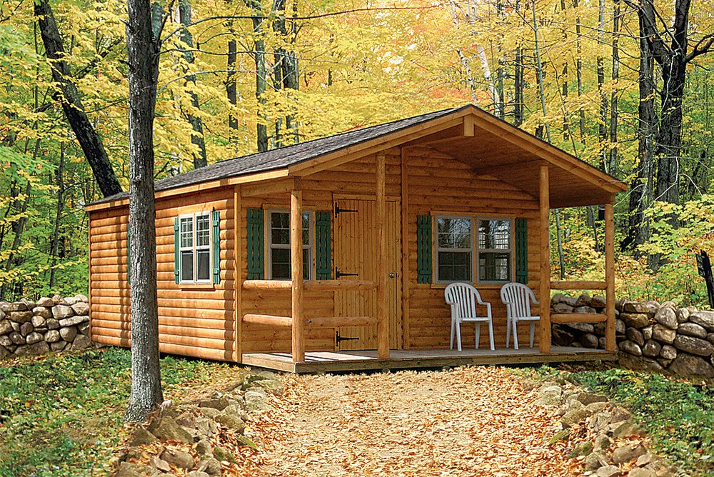 Recreational cabins great selection of recreational cabins for Single room log cabin kits