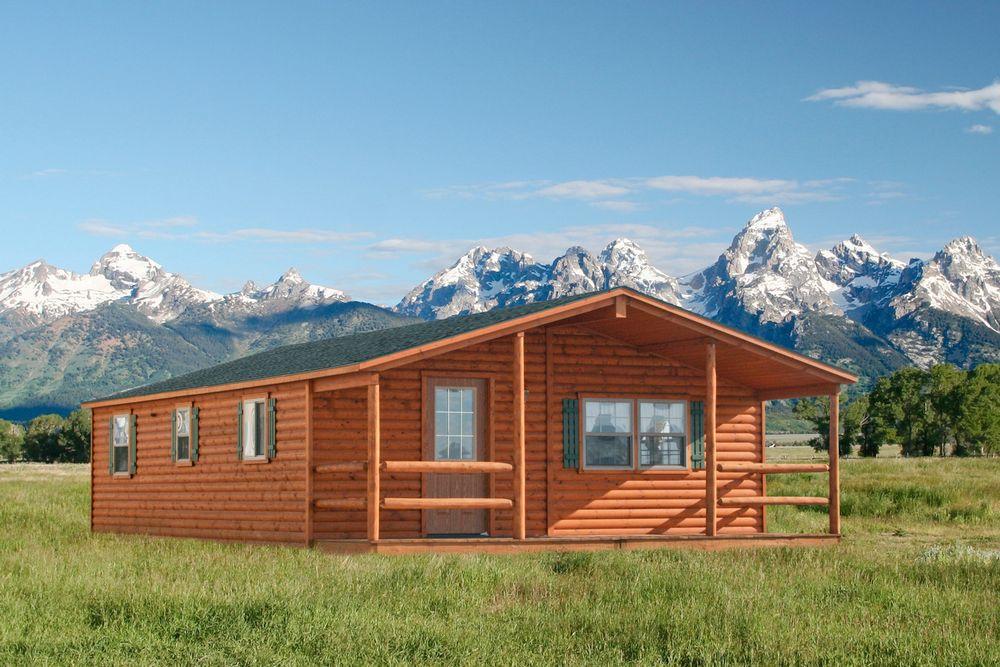 Recreational Cabin - Settler Recreational Cabin - 22 x 36
