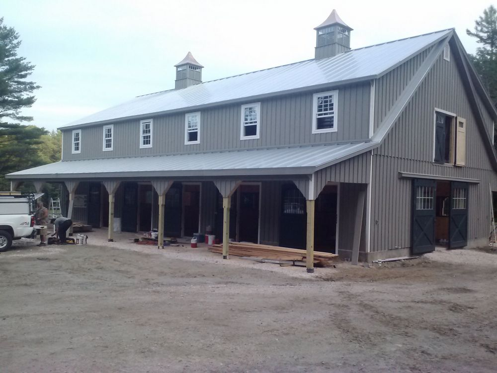 high country horse barns horse barns most popular horse barn