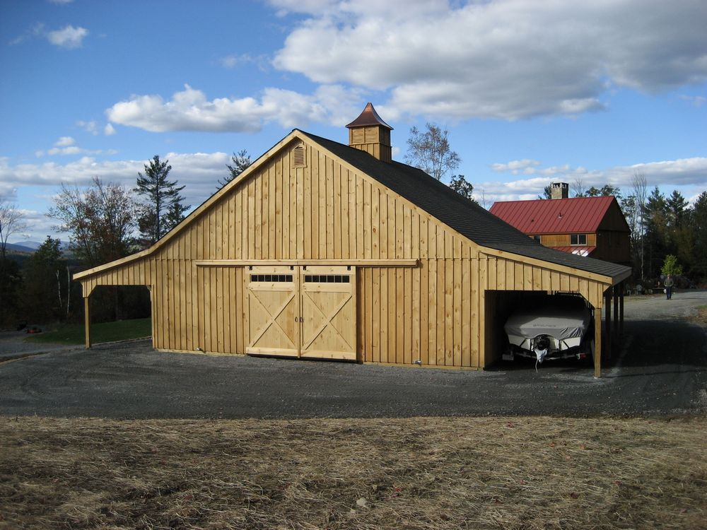 High country horse barns horse barns most popular for 36x36 garage
