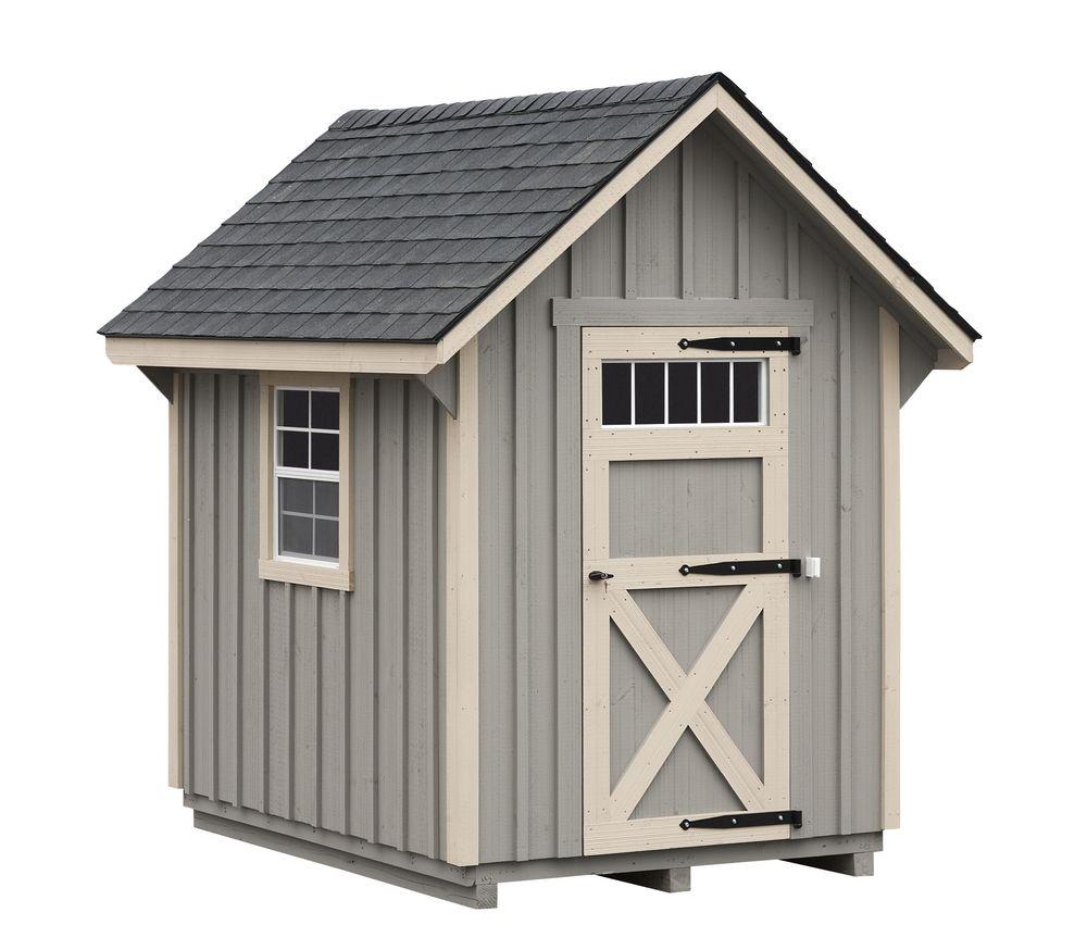 board batten shed cape style board batten shed 6 x 8