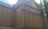 Panelized Garage - Custom Panelized Garage - 28 x 40