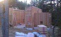 Panelized Garage - Custom Panelized Garage - 28 x 40