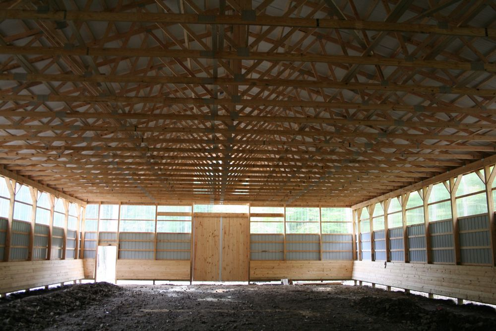 Horse Riding Arenas | Carriage Sheds Riding Arenas