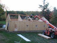 Modular Horse Barn - 6 Pitch Modular Horse Barn