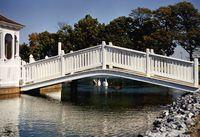 Bridge - Vinyl Victorian Bridge - 24 Foot