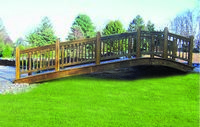 Bridge - Wooden Custom Bridge