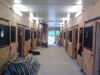 Modular Horse Barn - High Country Modular Horse Barn - 36 x 72