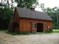 Modular Horse Barn - High Country Modular Horse Barn - 30 x 20