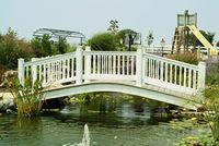 Bridge - Vinyl Madison Bridge - 14 Foot