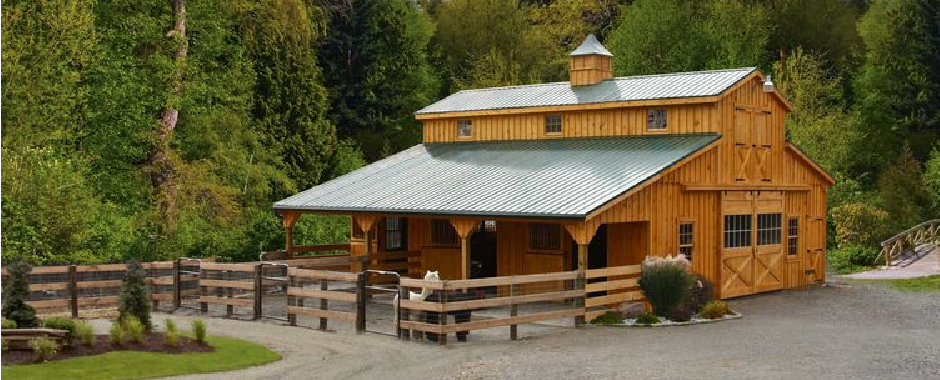 Custom Barns and Modular Buildings | Garden Sheds | Certified Homes