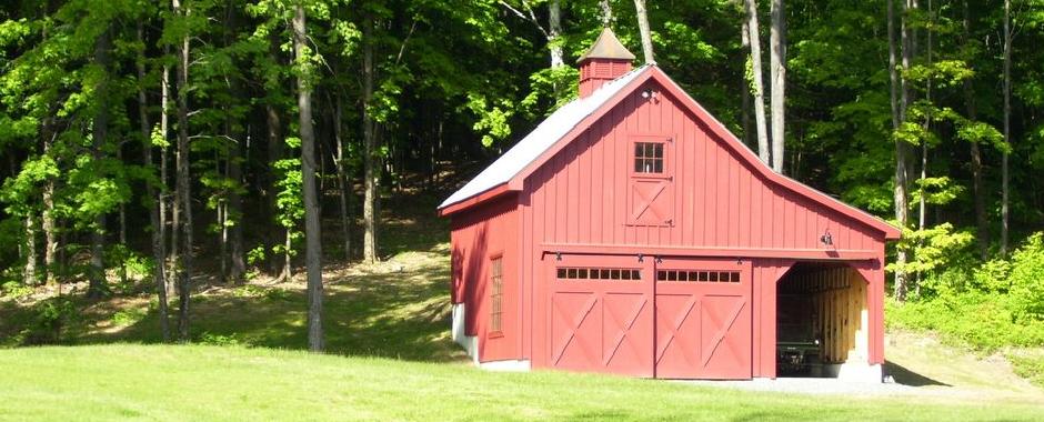 Custom Barns And Modular Buildings | Garden Sheds ...