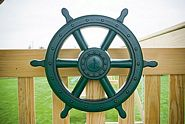 Eagle - Play - Structures - Additional - Options - Captain's Wheel