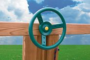 Eagle - Play - Structures - Additional - Options - Steering Wheel