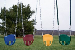 Eagle - Play - Structures - Full Bucket Child's Seat