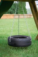 Eagle - Play - Structure - 3 Chain Tire Swing
