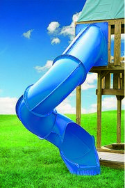 Eagle - Play - Structures - Slides - Turbo Tube Slide