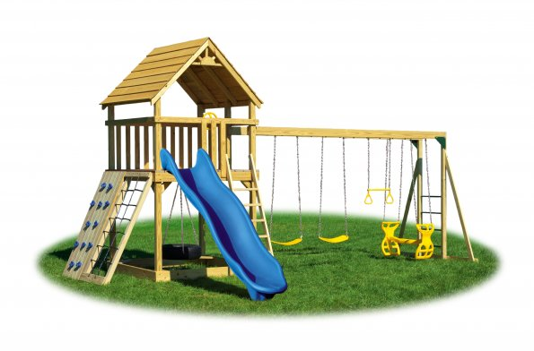 Eagle playground equipment high quality and fun for Tire play structure