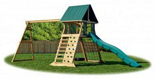 Eagle - Play - Structure - Canyon Climb 21A