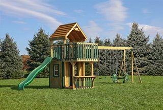 Eagle - Play - Structure - Conestoga 14A