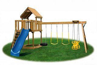 Eagle - Play - Structure - Conestoga 15B