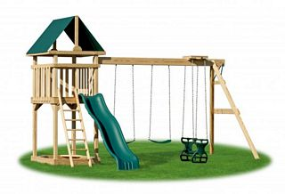 Eagle - Play - Structure - Hideout 9A