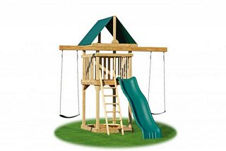 Eagle - Play - Structure - Hideout 9B