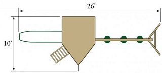 Eagle - Play - Structure - Layout - Cutter