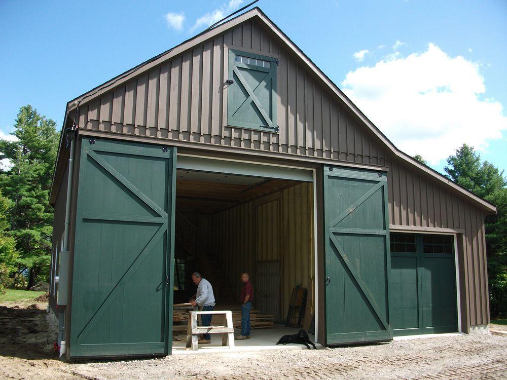 Simple 24x40 Garage Plans Placement - House Plans