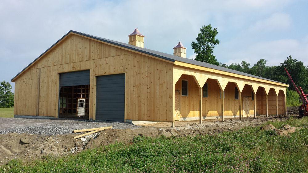 Horse Barns Variuos Style Horse Barns Quality Horse Barns